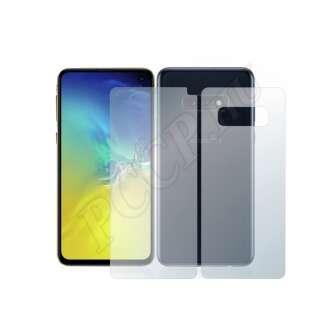 Samsung Galaxy S10e (elő- és hátlap) kijelzővédő fólia