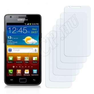Samsung Galaxy S2 LTE Skyrocket kijelzővédő fólia