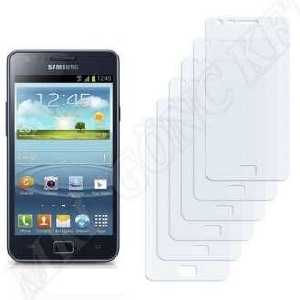 Samsung Galaxy S2 Plus GT-I9105 kijelzővédő fólia