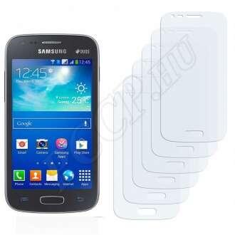 Samsung Galaxy S2 TV S7273T kijelzővédő fólia