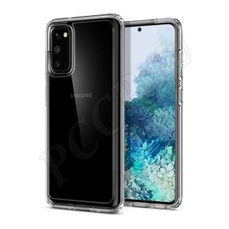 Samsung Galaxy S20 átlátszó hátlap