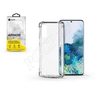 Samsung Galaxy S20 átlátszó szilikon hátlap