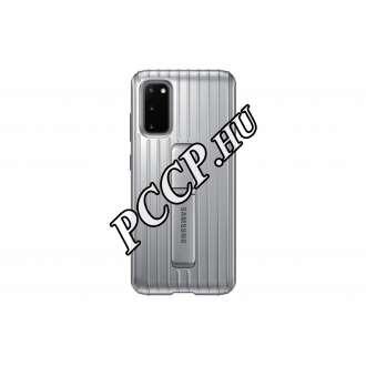 Samsung Galaxy S20 ezüst hátlap