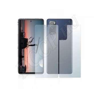 Samsung Galaxy S20 FE 5G (elő- és hátlap) kijelzővédő fólia