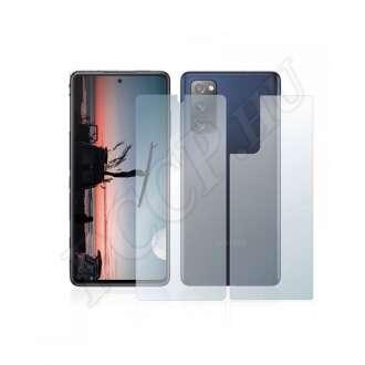 Samsung Galaxy S20 FE (elő- és hátlap) kijelzővédő fólia