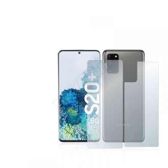 Samsung Galaxy S20 Plus 5G (elő- és hátlap) kijelzővédő fólia