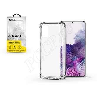 Samsung Galaxy S20 Plus átlátszó szilikon hátlap