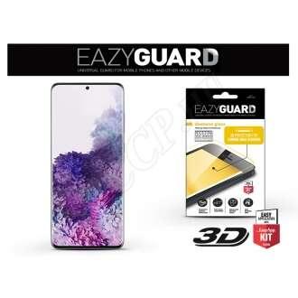 Samsung Galaxy S20 Plus fekete üveg kijelzővédő fólia