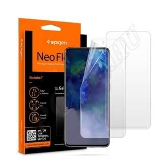 Samsung Galaxy S20 Plus hajlított kijelzővédő fólia (2 db)