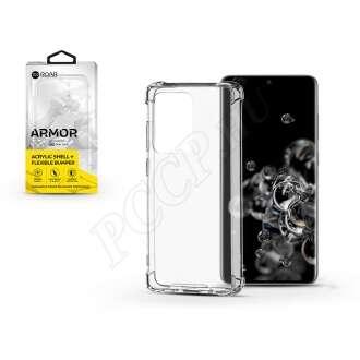 Samsung Galaxy S20 Ultra átlátszó szilikon hátlap