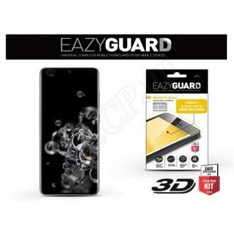 Samsung Galaxy S20 Ultra fekete üveg kijelzővédő fólia