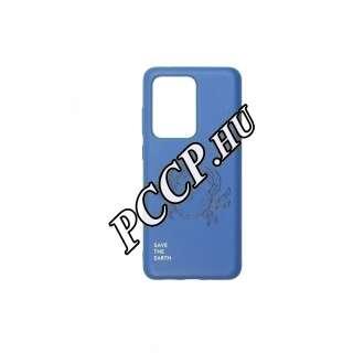 Samsung Galaxy S20 Ultra rák mintás kék színű BIO környezetbarát hátlap