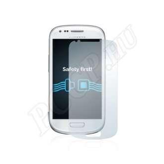 Samsung Galaxy S3 Mini Value Edition I8200 kijelzővédő fólia