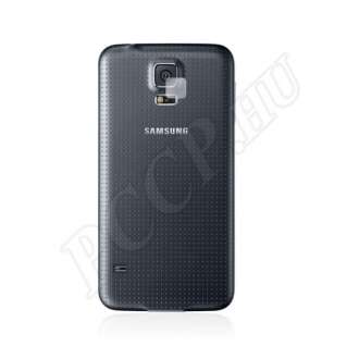 Samsung Galaxy S5 hátsó kamera kijelzővédő fólia