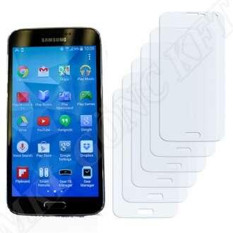 Samsung Galaxy S5 kijelzővédő fólia
