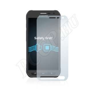 Samsung Galaxy S6 Active SM-G890A kijelzővédő fólia