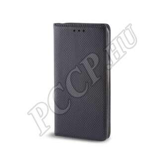 Samsung Galaxy S6 Edge fekete flip tok