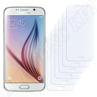 Samsung Galaxy S6 kijelzővédő fólia