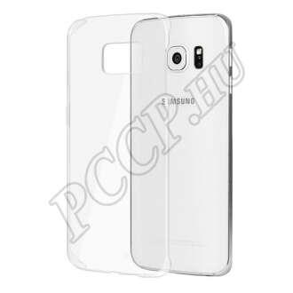 Samsung Galaxy S7 Edge átlátszó szilikon hátlap