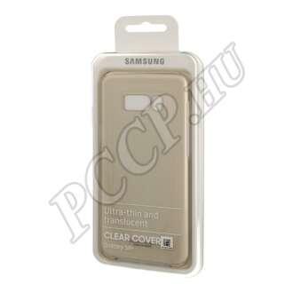 Samsung Galaxy S8 Plus arany gyári hátlap