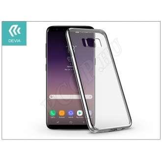 Samsung Galaxy S8 Plus ezüst hátlap