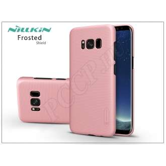Samsung Galaxy S8 Plus rosegold hátlap