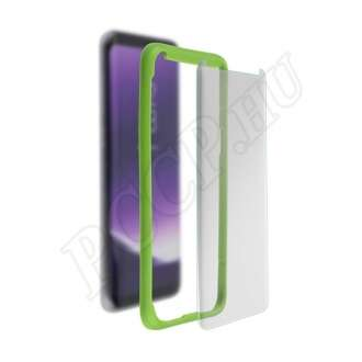 Samsung Galaxy S8 Plus teljes kijelzős üveg kijelzővédő fólia