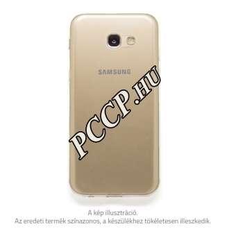 Samsung Galaxy S8 átlátszó ultravékony szilikon hátlap