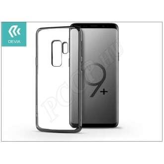 Samsung Galaxy S9 Plus fekete hátlap