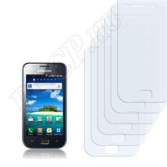 Samsung Galaxy SL I9003 kijelzővédő fólia