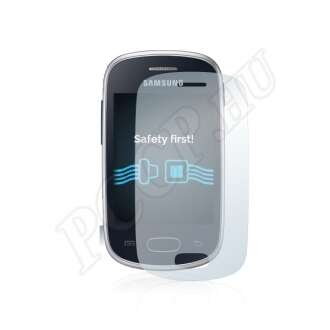 Samsung Galaxy Star S5280 kijelzővédő fólia