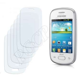 Samsung Galaxy Star S5282 kijelzővédő fólia