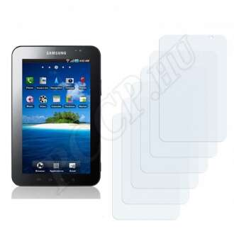 Samsung Galaxy Tab 7.0 P1010 kijelzővédő fólia