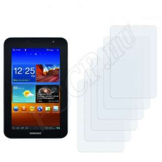 Samsung Galaxy Tab 7.0 Plus N 3G P6201 kijelzővédő fólia