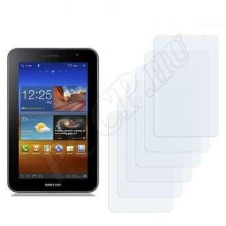 Samsung Galaxy Tab 7.0 Plus N WiFi P6211 kijelzővédő fólia