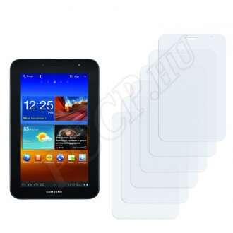 Samsung Galaxy Tab 7.0 Plus P6210 kijelzővédő fólia
