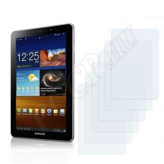 Samsung Galaxy Tab 7.7 P6800 kijelzővédő fólia