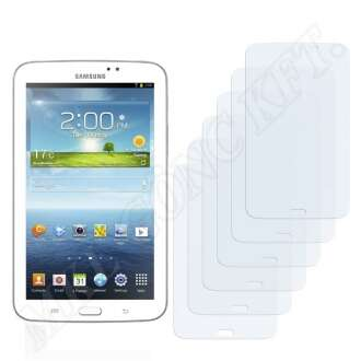 Samsung Galaxy Tab3 7col kijelzővédő fólia
