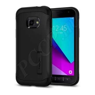 Samsung Galaxy Xcover 4S fekete hátlap