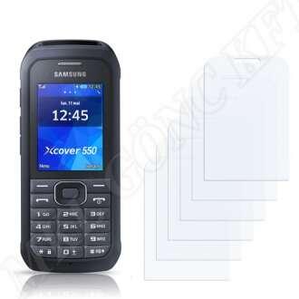 Samsung Galaxy Xcover 550 kijelzővédő fólia