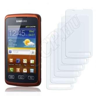 Samsung Galaxy Xcover S5690 kijelzővédő fólia