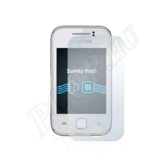 Samsung Galaxy Y Young S5360 kijelzővédő fólia
