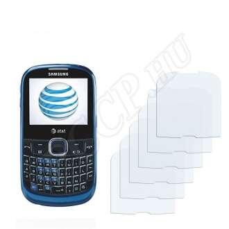 Samsung GoPhone kijelzővédő fólia