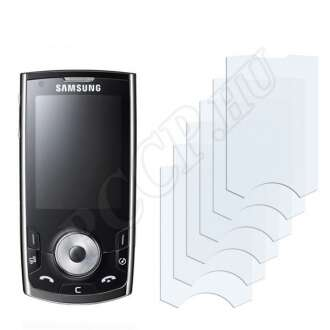 Samsung I560 kijelzővédő fólia