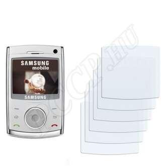 Samsung I620 kijelzővédő fólia