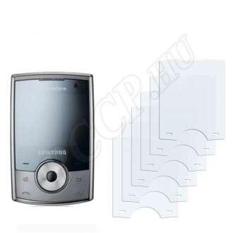 Samsung i640v kijelzővédő fólia