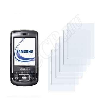 Samsung I750 kijelzővédő fólia