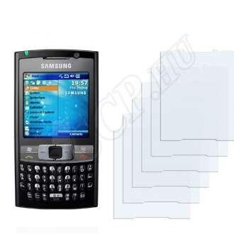 Samsung I780 kijelzővédő fólia