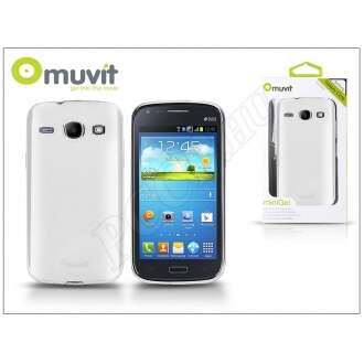 Samsung Galaxy Core fehér hátlap