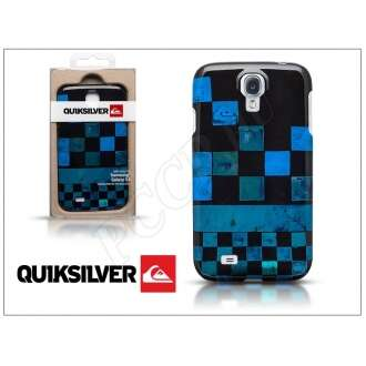 Samsung Galaxy S4 (I9500) fekete/kék hátlap